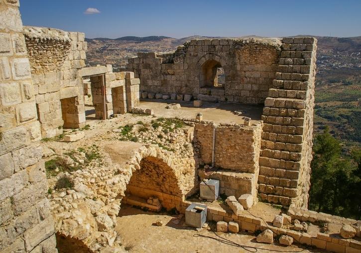 El mejor circuito barato a Jordania una semana con los castillos del desierto