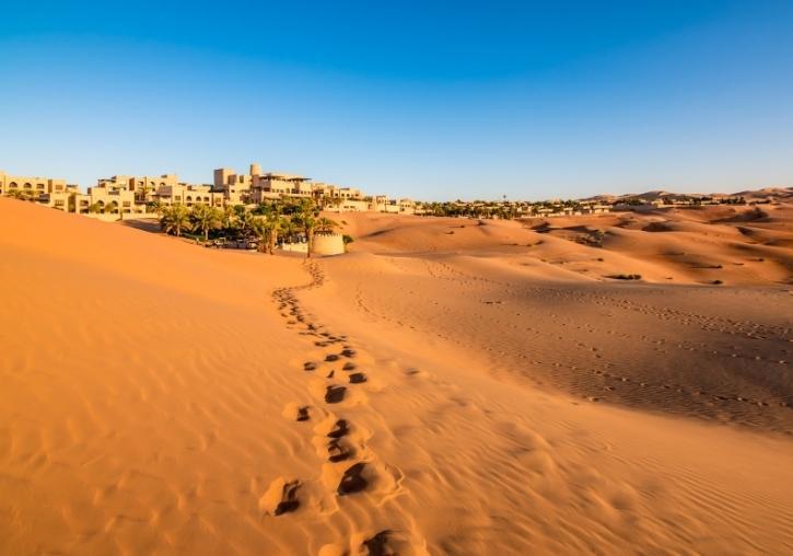 Circuito Dubai y Abu Dhabi con visitas 5 días