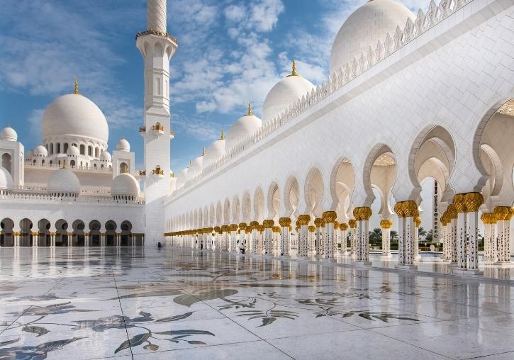 Oferta circuito Dubai y Abu Dhabi con excursiones a desierto