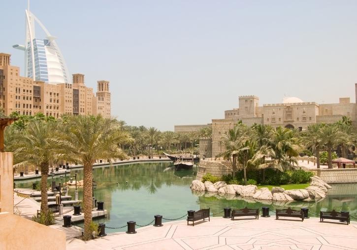 Viaje organizado barato Dubai con desierto