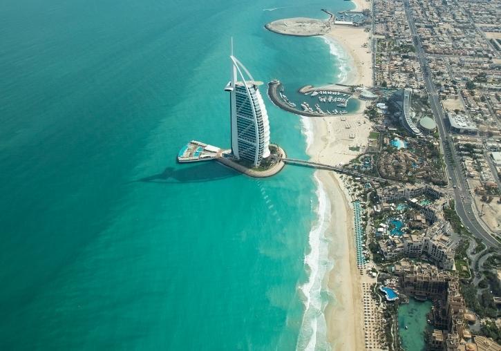 Vuelo y hotel barato Dubai con visitas