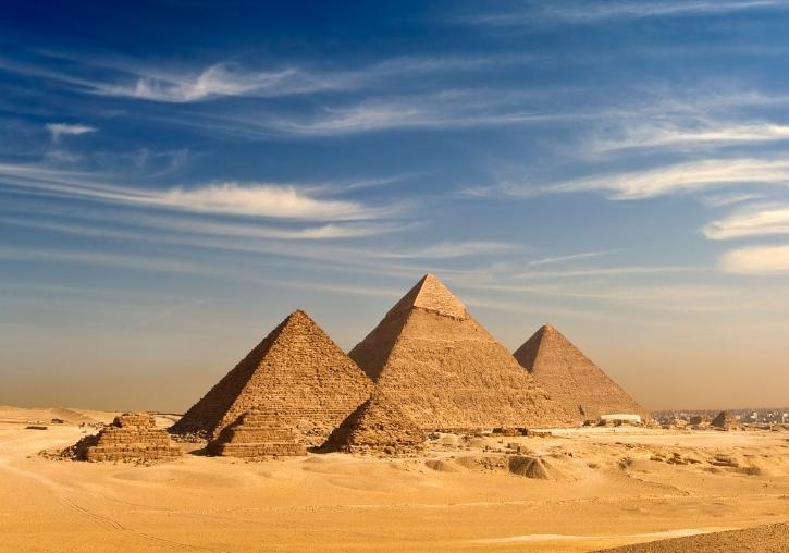 Circuito Egipto con pirámides y Hurghada