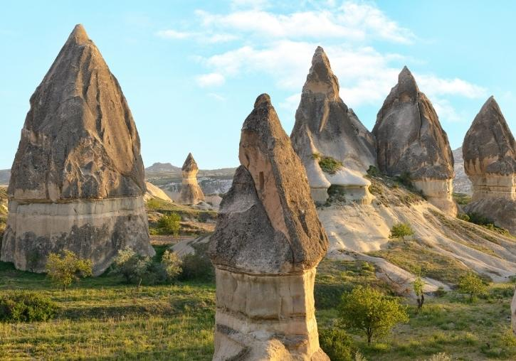 Viaje barato Turquía una semana con Capadocia y Pamukkale