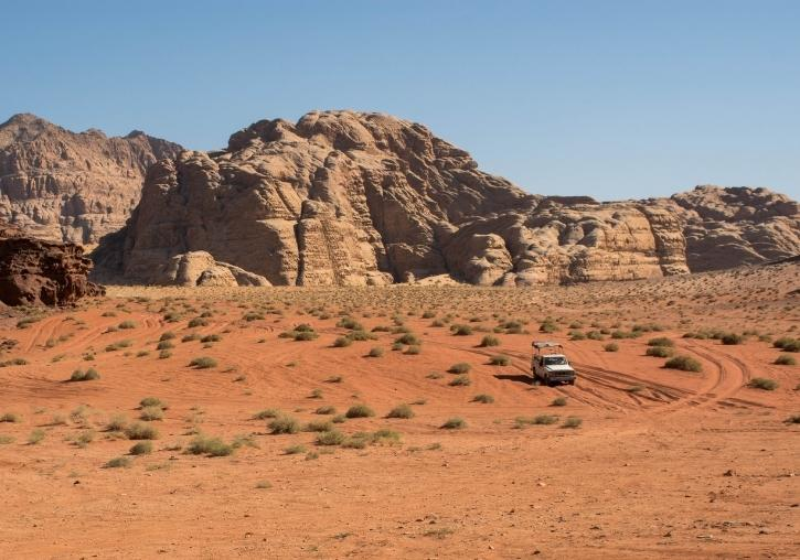 Oferta Viaje desierto Wadi Rum y Mar Muerto
