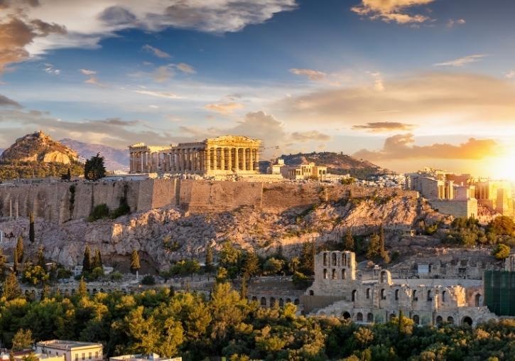 Visita Panorámica estancia en Atenas