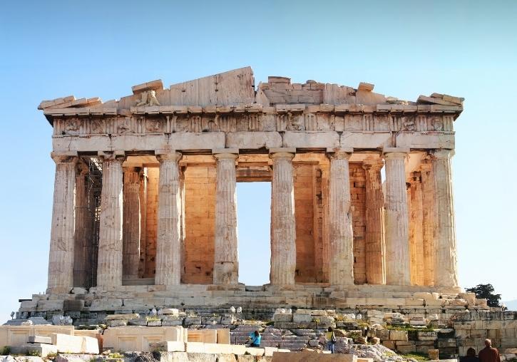 Partenón oferta viaje a Grecia