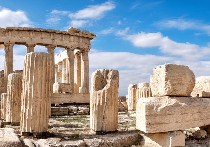 Circuito Grecia una semana con visitas