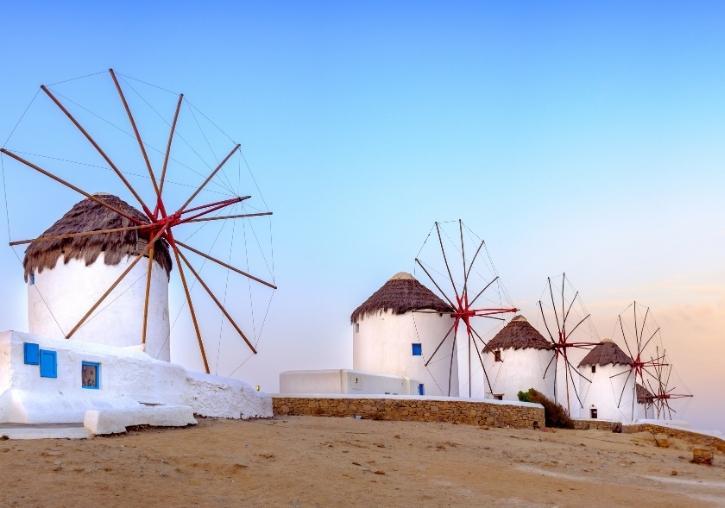 Circuito islas griegas Atenas y Miconos 7 días