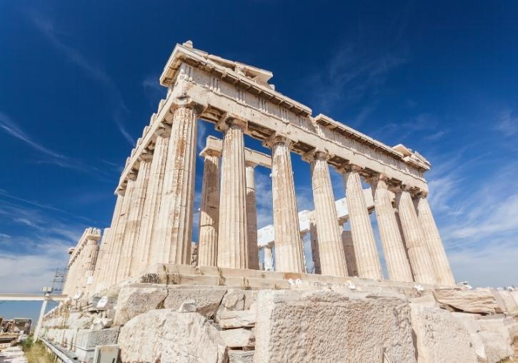 Viaje a islas griegas con Atenas y Mykonos una semana