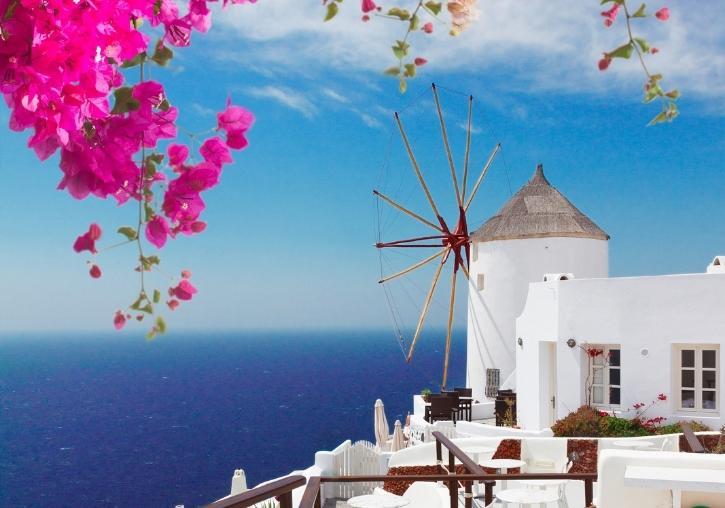 Circuito islas griegas Atenas y Santorini con crucero
