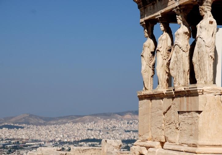 Viaje islas griegas con Atenas y Santorini 7 días con ferry