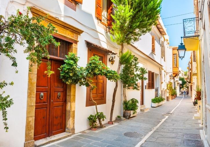 Oferta circuito islas griegas con Atenas, Miconos, Santorini y Creta