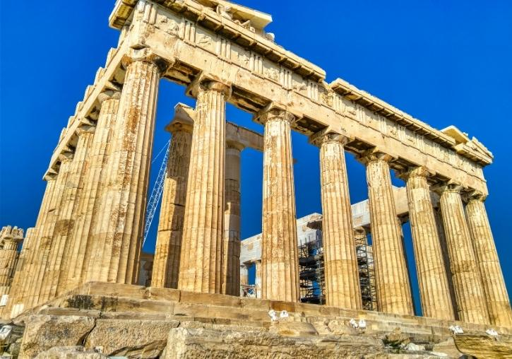 Oferta viaje barato islas griegas con Atena, Myconos, Santorini y Creta