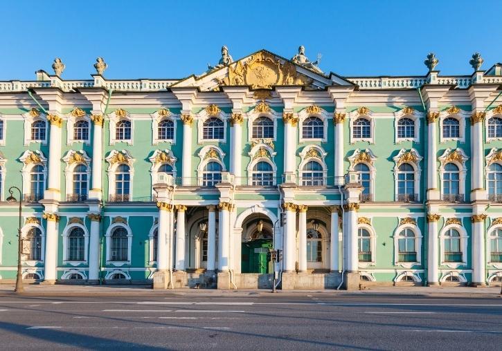 Viaje a San Petersburgo con excursiones