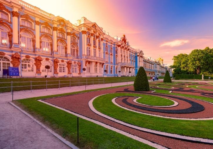 Circuito San Petersburgo con opción todo incluido