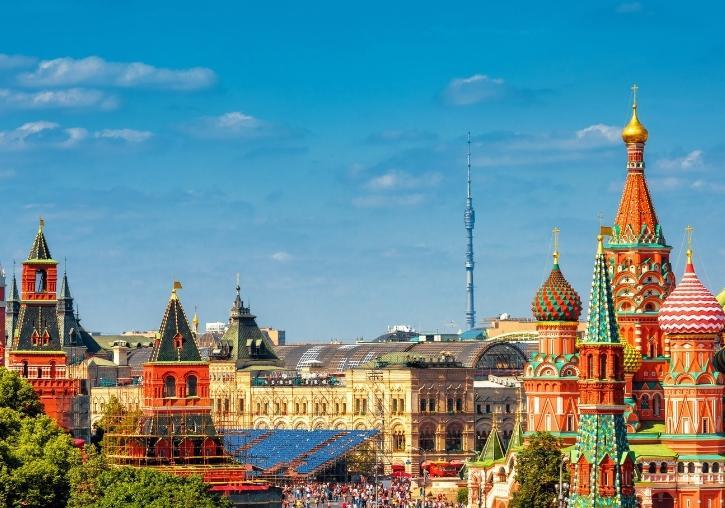 El mejor viaje a Rusia con Moscú y San Petersburgo de 8 días con opción Todo incluido