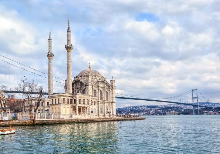 Oferta estancia barata en Estambul con playa en Antalya 8 días
