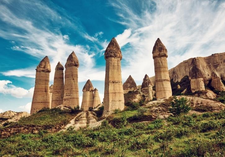 Oferta barata circuito Turquía con Estambul, Capadocia y playa en Bodrum 9 días