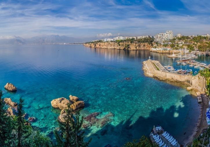 Oferta viaje barato Turquía al completo, Estambul, Capadocia, Pamukkale, con playa en Antalya 11 días