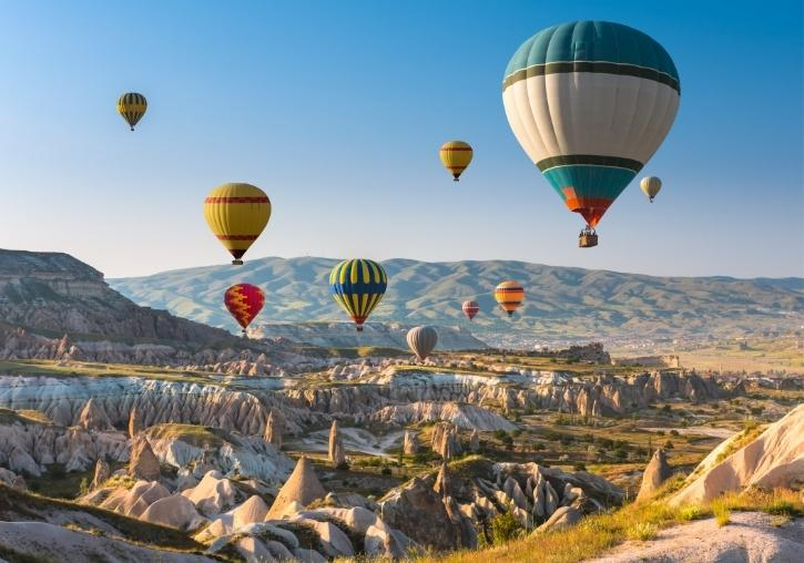 Oferta viaje barato Turquía al completo, Estambul, Capadocia, Pamukkale, con playa en Bodrum 11 días