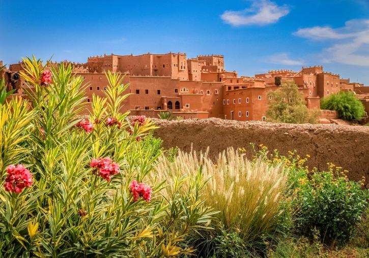 Viaje una semana desierto Marruecos con Oasis de M'Harech y Merzouga